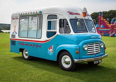 1959 Karrier BF Ice Cream Van