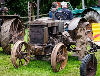 Case Model C Tractor