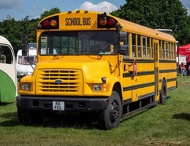 1995 Ford School Bus