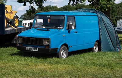 1985 Freight Rover 230 Van