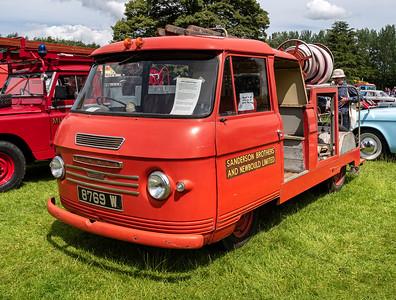 1960 Commer FC Diesel Fire Tender