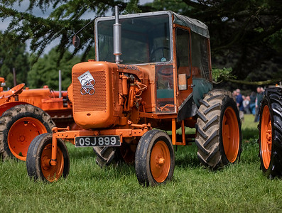 1941 Allis-Chalmers Model B Tractor