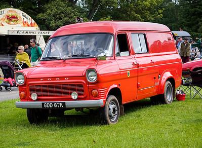 1971 Ford Transit Van