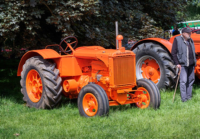 Allis-Chalmers Model U Tractor
