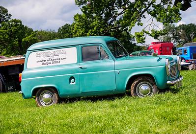 1957 (Ford) Thames 7 cwt Van
