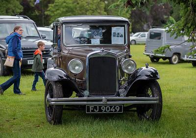 1933 Austin Twelve 'Berkeley'