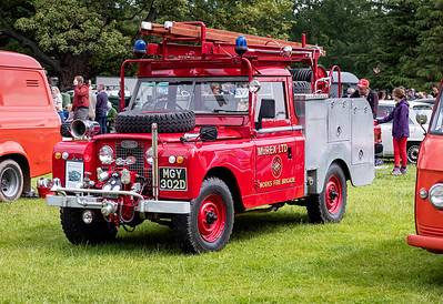 1966 Land Rover Fire Tender