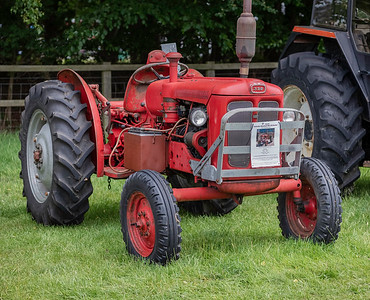 1962 Bolinder-Munktell BM320 Buster Tractor