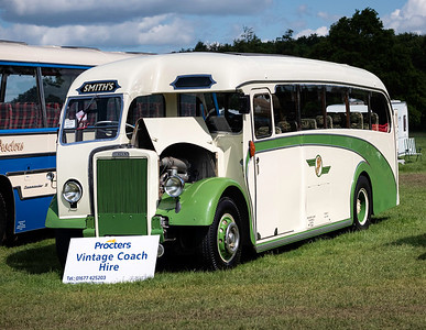 1946 Leyland Tiger Coach