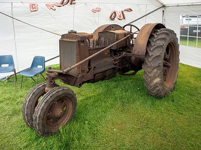 Case Row Crop Tractor