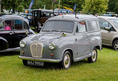 1958 Austin A35 Van