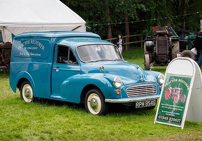 1969 Morris 8 cwt Van