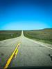 Western Colorado, heading for the Utah border near Dinosaur, CO