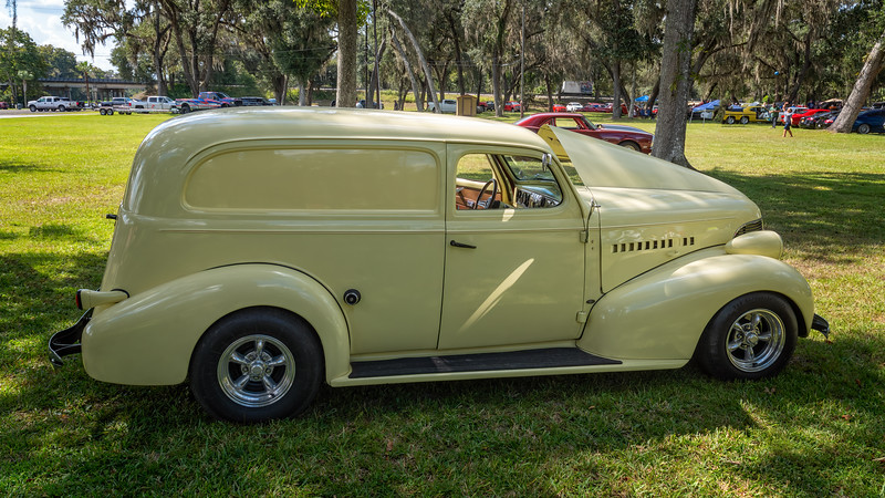 1939 Chevy Sedan Delivery