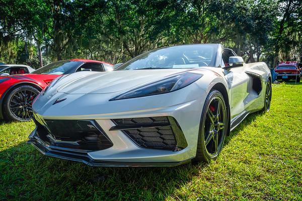 2021 Corvette Convertible