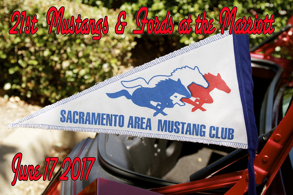 21st Mustangs & Fords at the Marriott