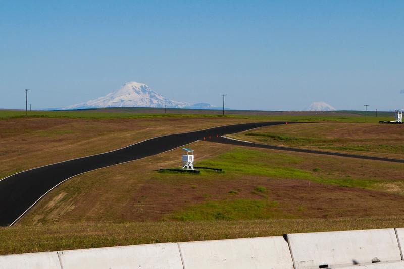 Mt. Adams, Mt. Rainier