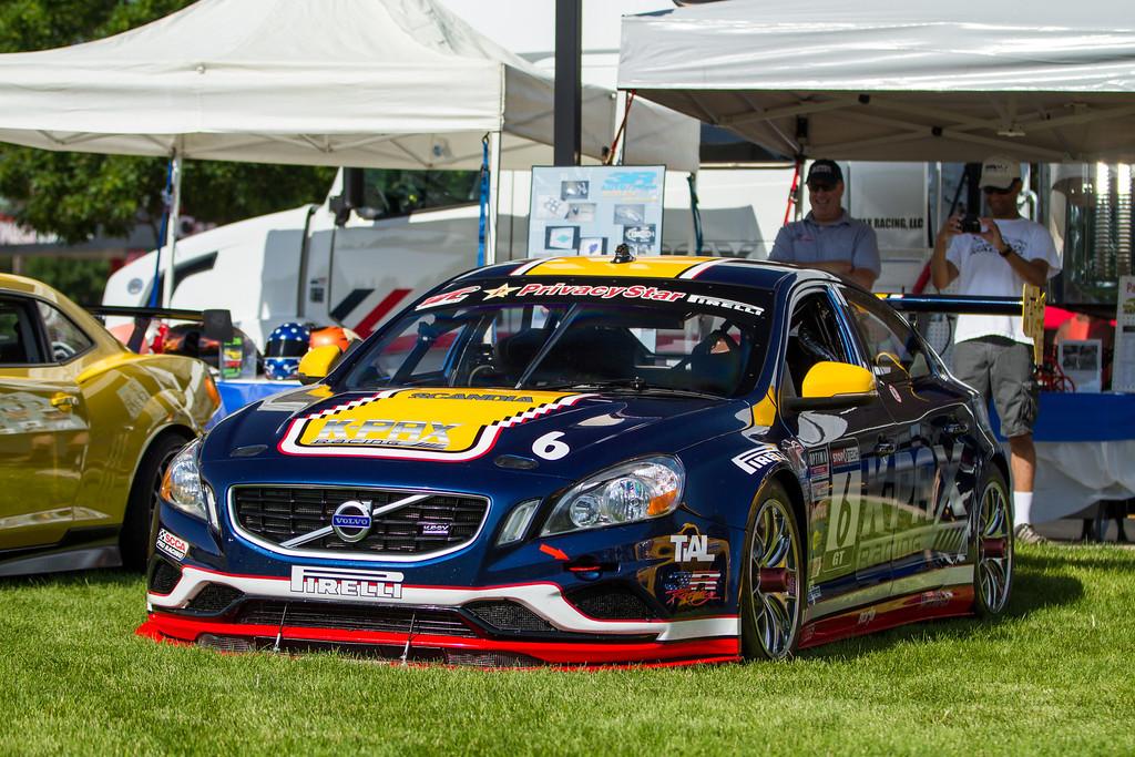 KPAX Racing Volvo