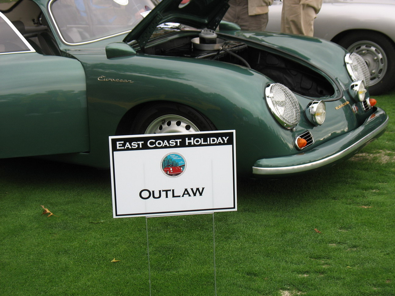 Then there are those cars that don't conform to Porsche specs for a variety of reasons - the OUTLAWS!