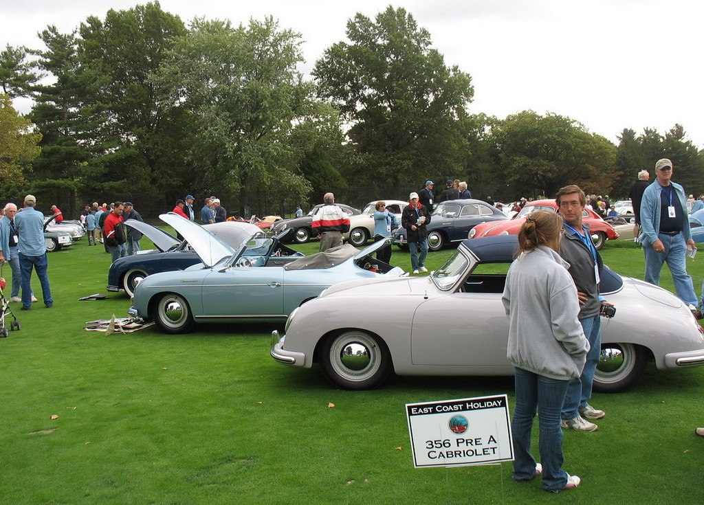 Pre A convertibles were even earlier models made before 1955.