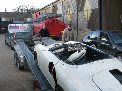 356 recovery mission, March 2006