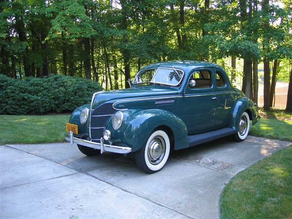 '39 Ford Standard Coupe