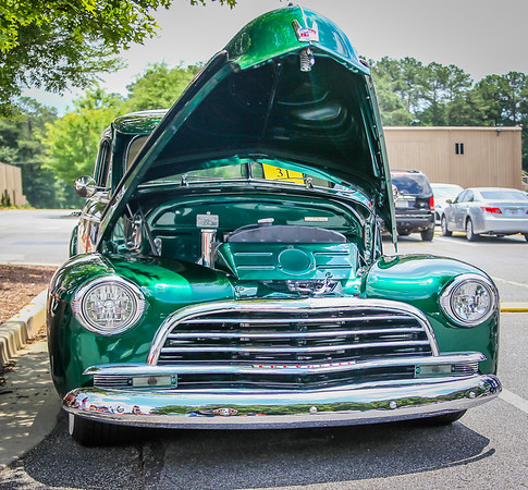 3rd Annual Father's Day Car Show - Piedmont Church