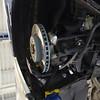 New rotors & pads