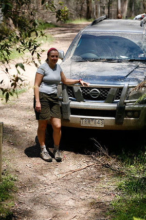 24.11.2007 - King River Mrppp 4WD Trip