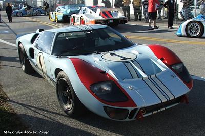 1966 Ford GT Mk II