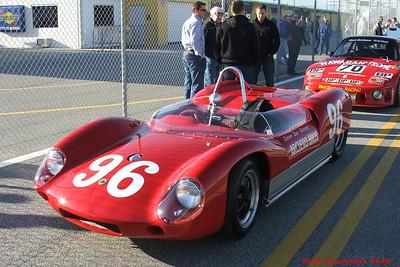 1962 Lotus 19 - Climax