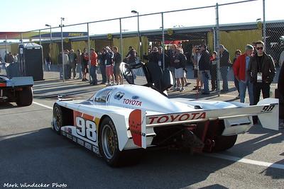 1993 Eagle Mk III - Toyota