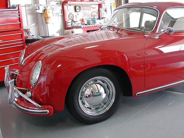 '57 Porsche 356 Coupe