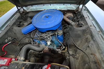 66 Mustang GT