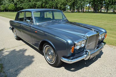 67 Bentley T RHD