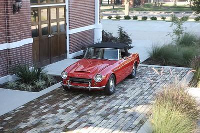 67 Datsun 2000 #48
