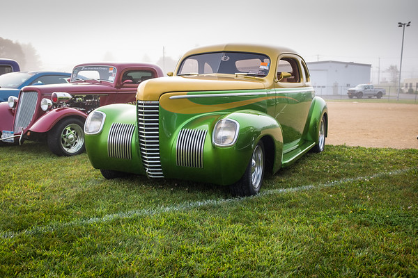 7 Valley Street Rods Show 2015