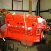 Rebuilt 440 C.I., Matching numbers original engine.