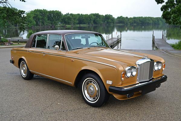 Rolls-Royce and Bentley motor cars