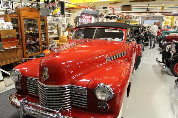 8-12-2015 Al Engels Car Collection