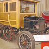 Ford 1921 Model T Snowmobile ft rt