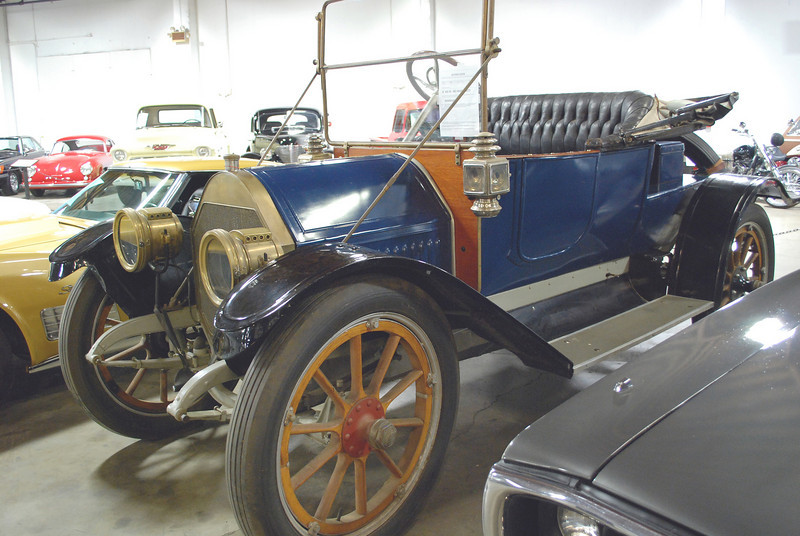 Cartercar 1909 Model R ft lf