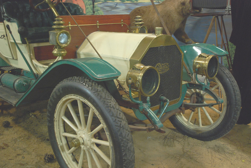 Cartercar 1909 Model H front rt