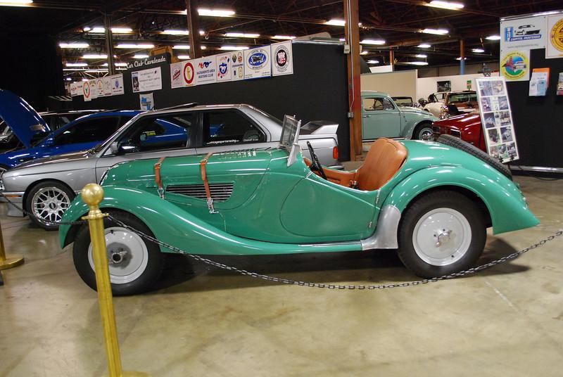 BMW 1938 328 side lf