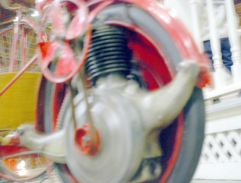 Briggs & Stratton Flyer c1920 engine