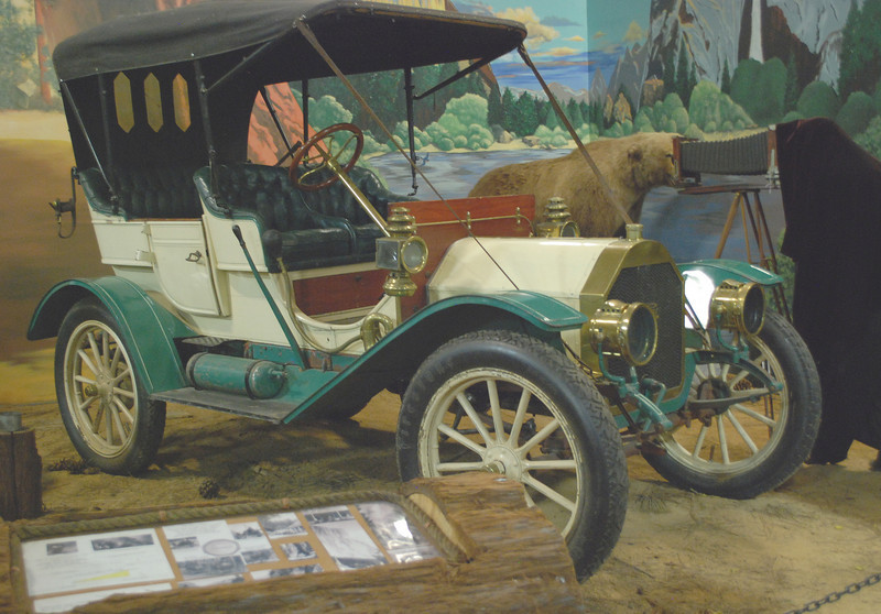 Cartercar 1909 Model H ft rt