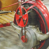 Briggs & Stratton Flyer c1920 engine fan drive