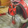 Briggs & Stratton Flyer c1920 engine fan drive