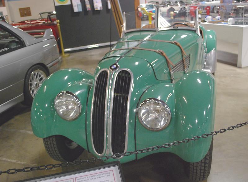 BMW 1938 328 ft lf