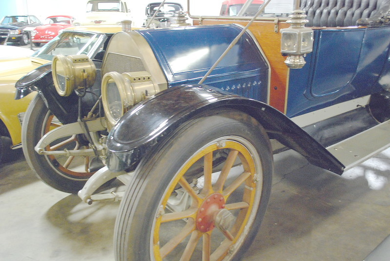 Cartercar 1909 Model R ft lf 3_4